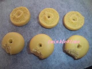 パン粘土 ドーナツ 1-1