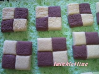 ボックスクッキー 1-2