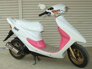 ピンクのZX