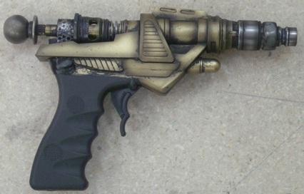 シャプレー星人 銃