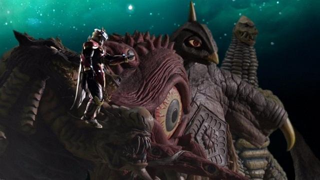 ウルトラマン列伝 ウルトラゼロファイト 地獄の四獣士