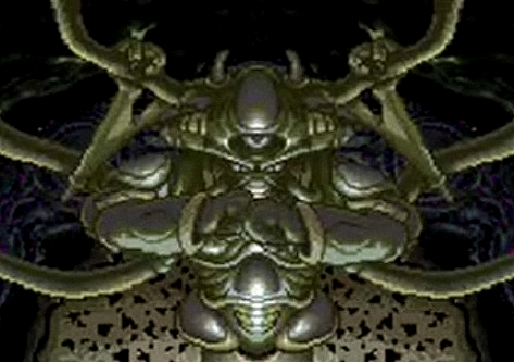 クロノトリガー ラヴォス第2形態
