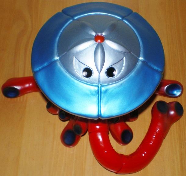 円盤生物 アブソーバ 怪獣郷1