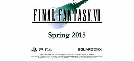 FF7 Returns PS4