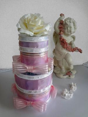 Diaper Cake(おむつケーキ) 2