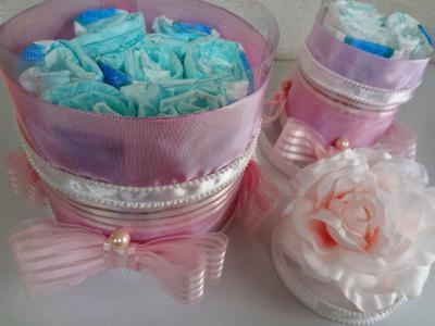 Diaper Cake(おむつケーキ) 3
