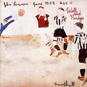 JOHN LENNON「WALL AND BRIDGE」