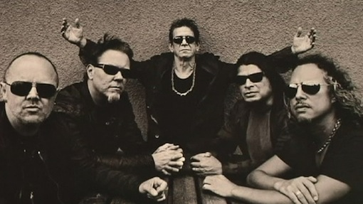 LOU REED  METALLICA