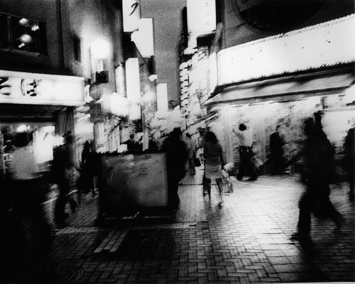 Daido Moriyama From Shinjuku