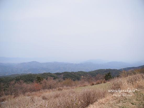大川原高原からの風景