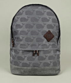 THOM BROWNE WHALE PRINT BACKPACK1