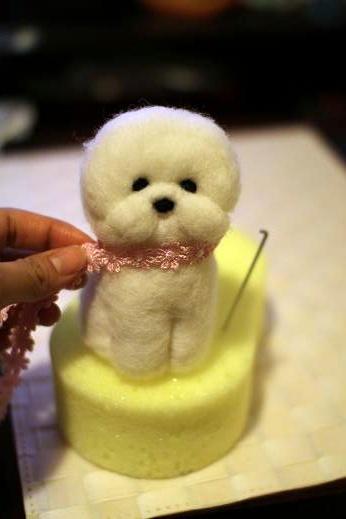 羊毛に挑戦してみた part 2 (2)