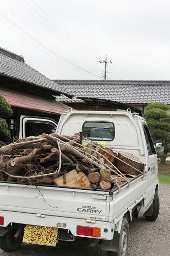 木こりになった日 (1)
