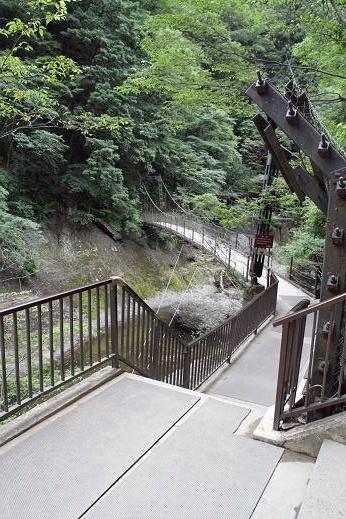 袋田の滝 ~下山編~