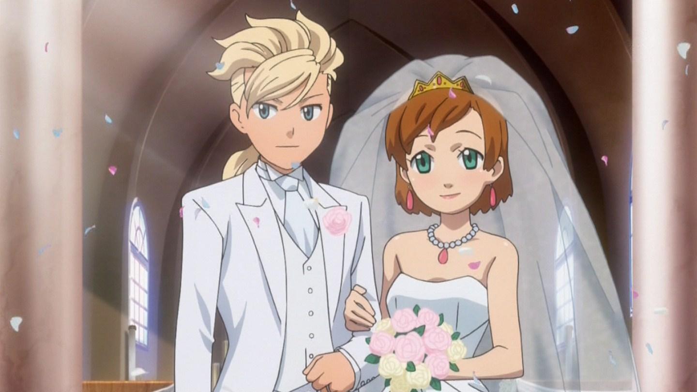 あげ#28 結婚