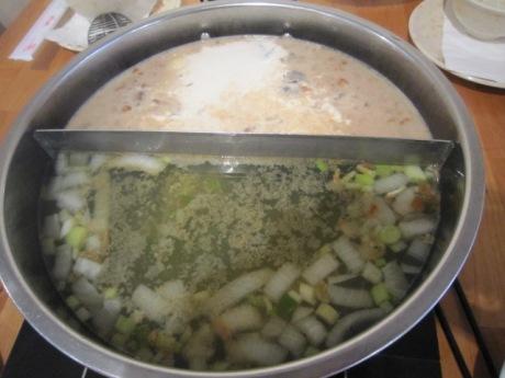 2種のスープ