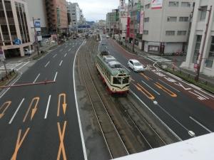 四国 高知 路面電車