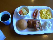 7:02  夫の朝食