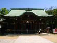 10:04 唐津神社
