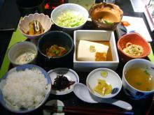 13:48 ごとうふ定食 1500円