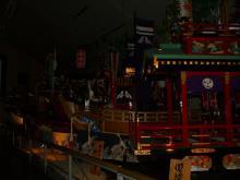 17:37 長崎くんちの曳物の船