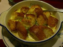 19:44 とろ~りチーズのグラパン 530円