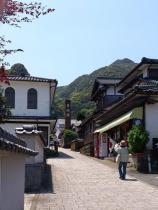 11:54 大川内山と言えばこの風景ですね。
