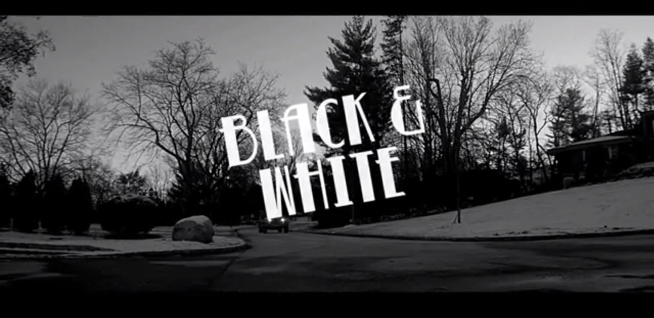 Jared Evan - Black & White Ft. Joey Badass1