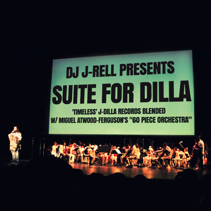 J-Rell - Suite For Dilla