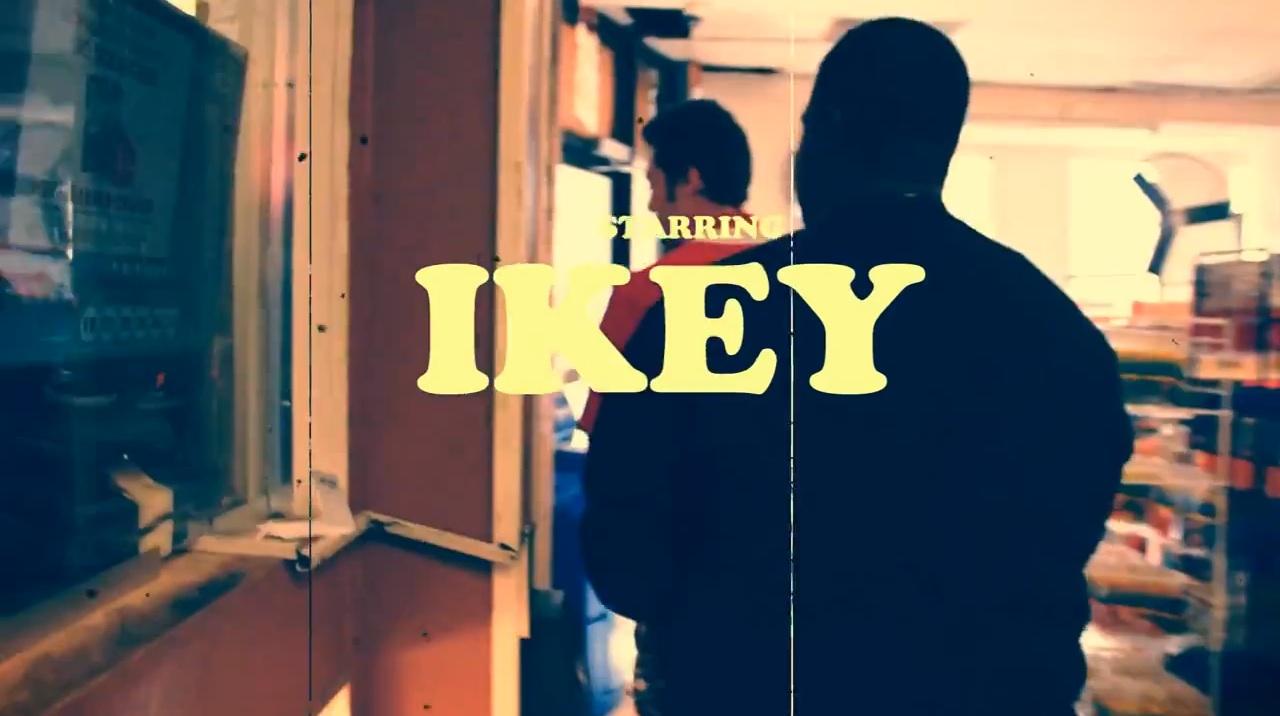 Ikey - Green Card