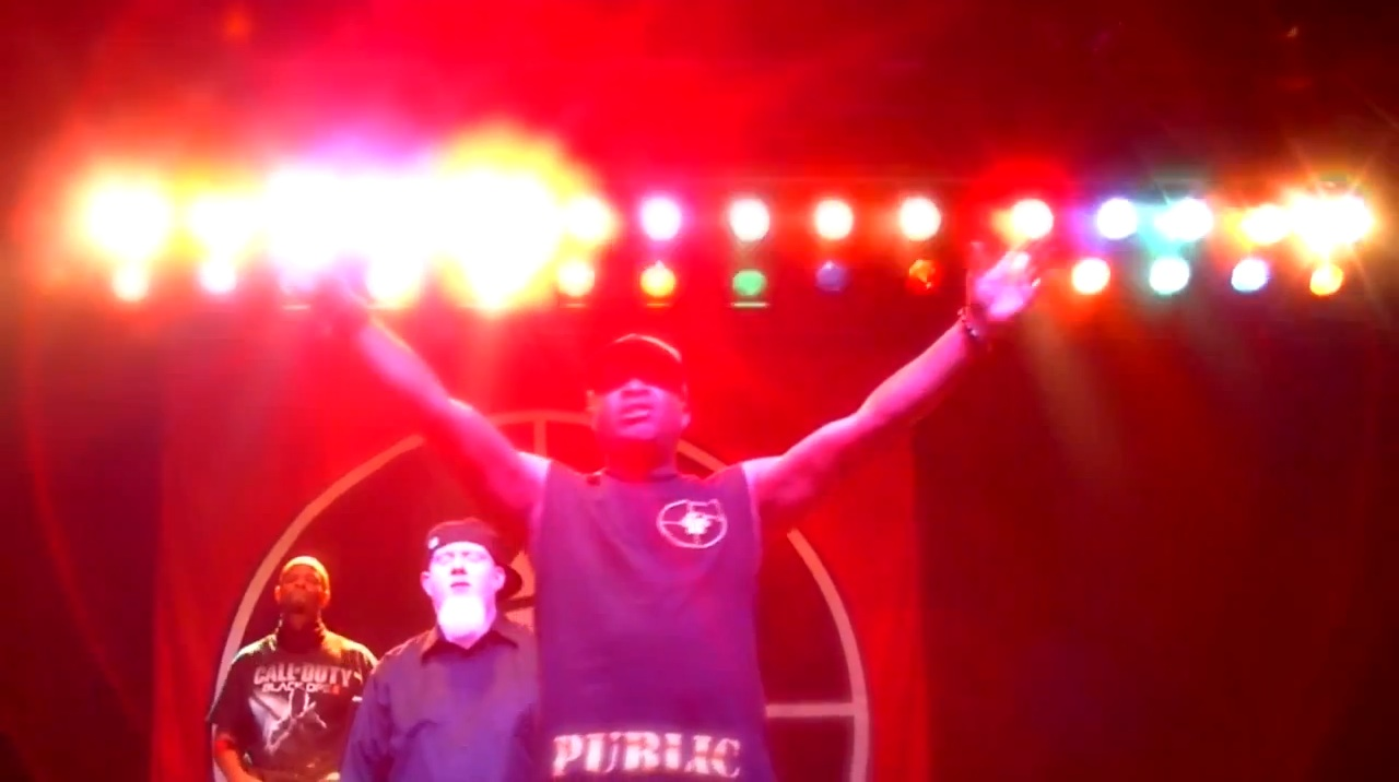 Public Enemy - Get Up Stand Up Ft. Brother Ali2