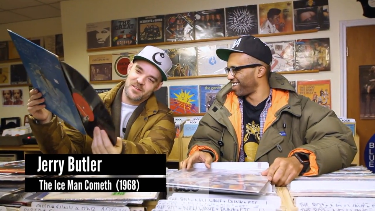 J Dilla's Vinyl Collection - Crate Diggers [Full Version]6