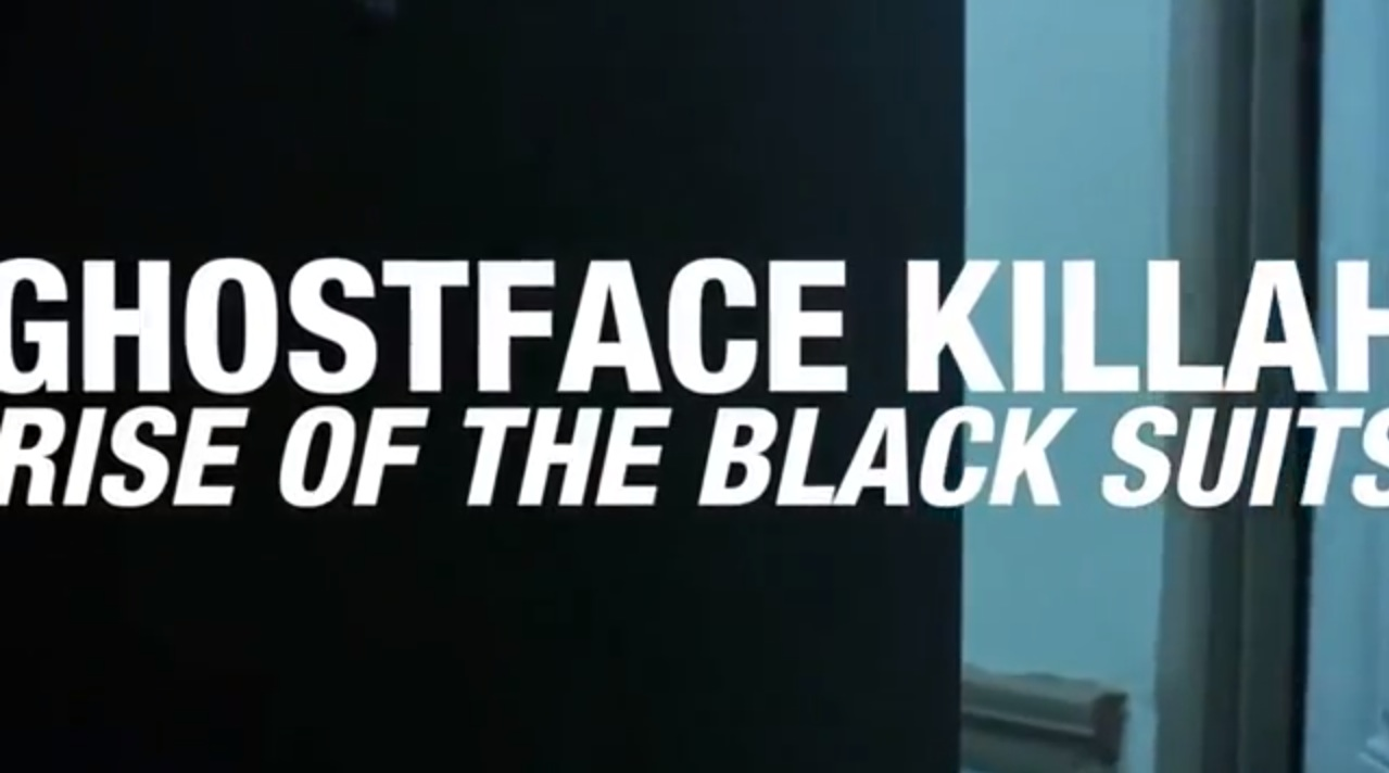 Ghostface Killah - Rise of the Black Suits [Video]