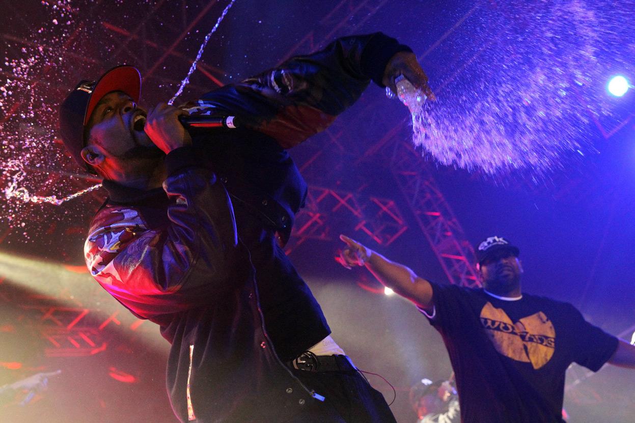 Wu-Tang Clan - Live at Coachella3
