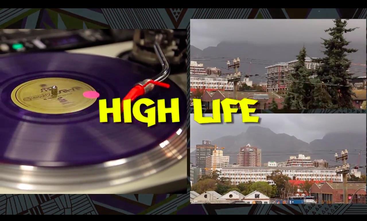 Talib Kweli - High Life ft. Rubix, Bajah