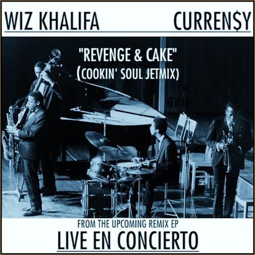 Wiz Khalifa Curren$y & Cookin Soul.