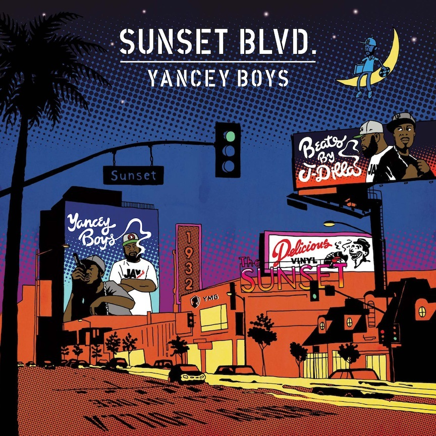 Yancey Boys - Sunset Blvd Pre-Order