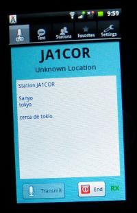JA1-COR en Echolink