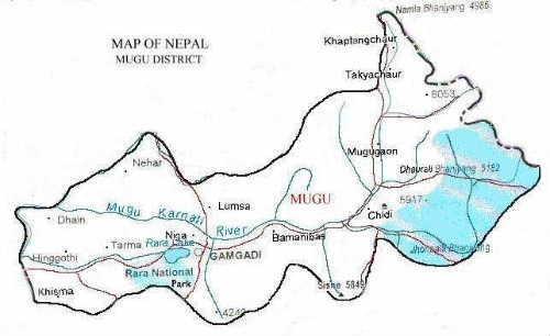 Mugu district2