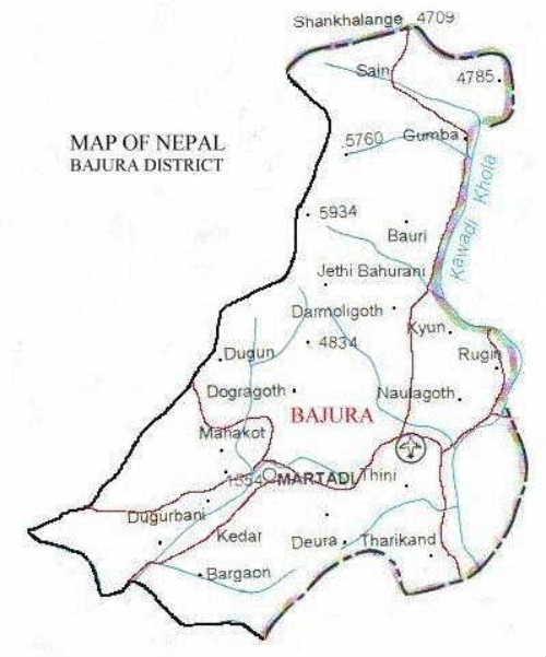 Bajura district2