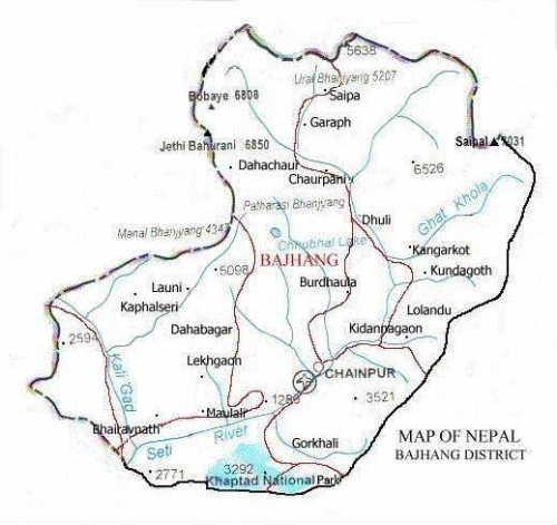 Bajhang district2