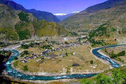 Bajhang view1 chainpur-bajhang