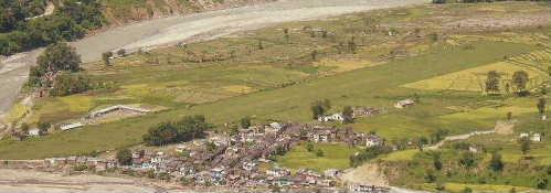 Achham View9 Airport