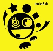 smile Bob(黄色)四角