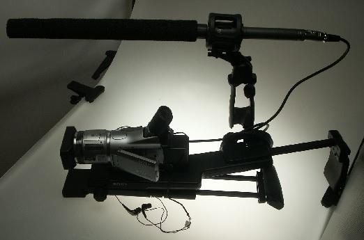 超指向性マイクECM-G5M