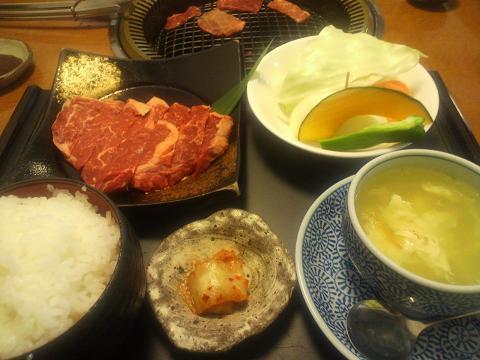 30焼き肉