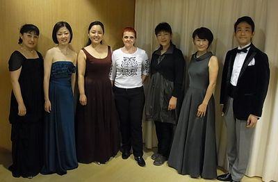 第三回うたの木コンサート10月20日公演にて