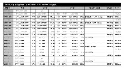 waizu久留米2番データ