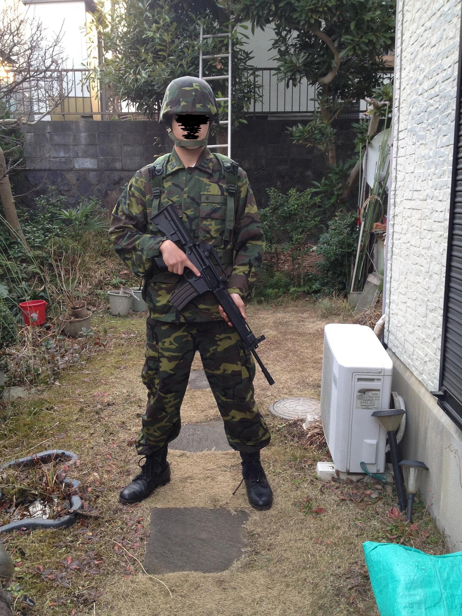 大韓民国国軍とその装備について...