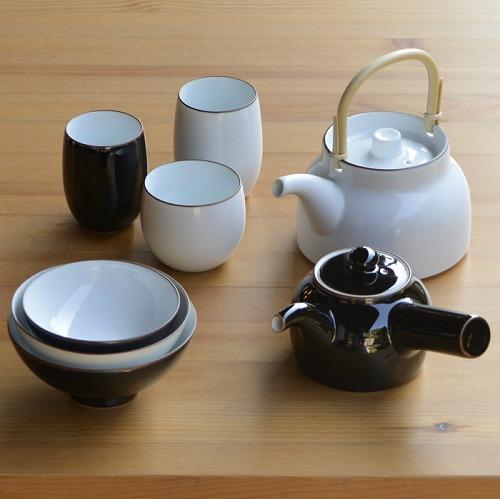 白山陶器 お茶碗(ベーシック)他